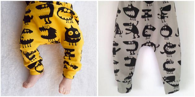 The Fred and Noah leggings in questions, that are available in different