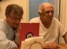 Overprotective Grandparents Tell Off (Adult) Granddaughter In Hilarious FaceTime Call