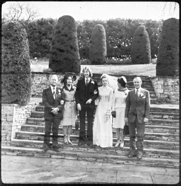 Scottish Wedding Photos Developed 45 Years Later Spark Hunt For