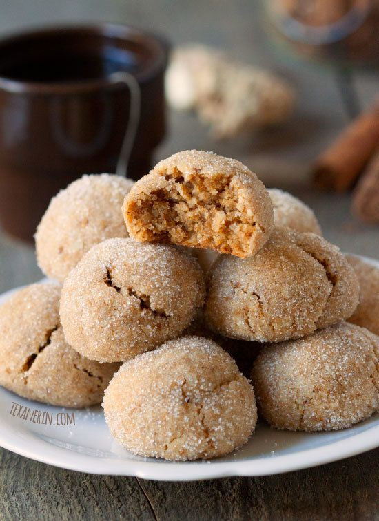 chai spiced cookies