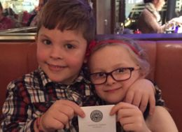 Two Kids Had Their First Ever 'Date', Then Pizza Express Picked Up The Bill