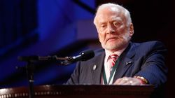 'Ailing' Buzz Aldrin Evacuated From South
