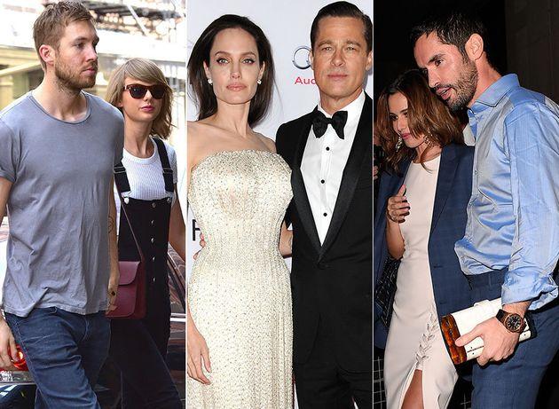 Angelina Jolie And Brad Pitt Split, Plus 23 More Of 2016's Most Shocking