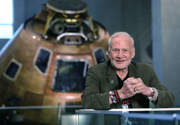 Buzz Aldrin Evacuated From South Pole After Falling