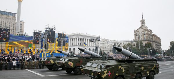 Ukraine Missile Drill Will Avoid Crimea To Prevent Clash With Russia
