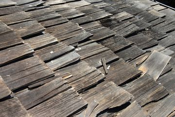 wood shake roof inspections