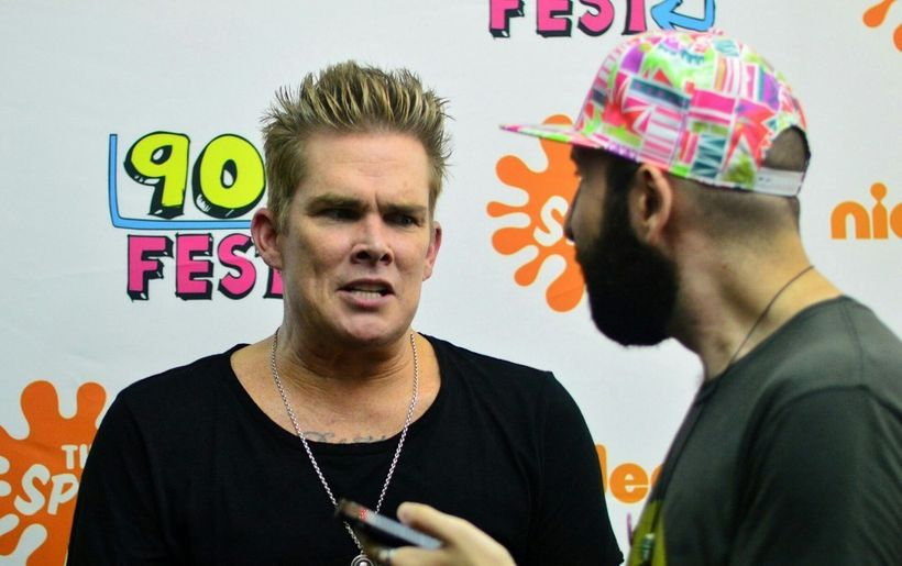 Mark McGrath Sets the Record Straight on Scooby-Doo and Woodstock