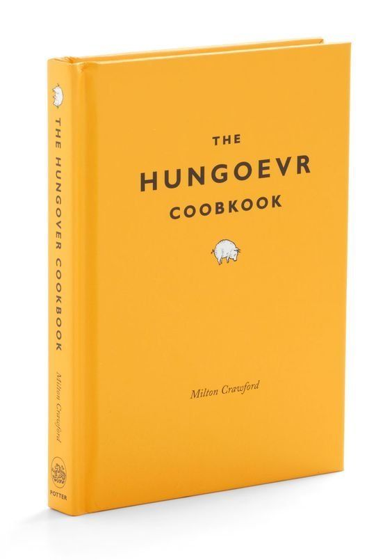 """The Hungoevr Cookbook, $9.99, <a href=""""http://www.modcloth.com/shop/books/the-hungoevr-cookbook?SSAID=314743&utm_medium=a"""