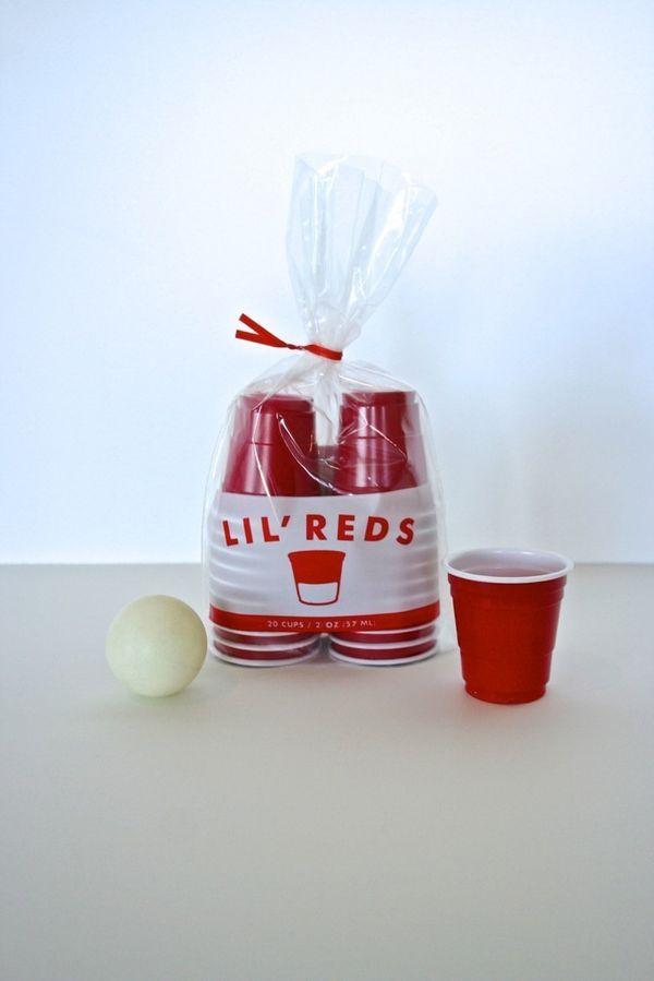 "Mini Solo Cup Shot Glasses, $7.95, <a href=""https://www.amazon.com/Lil-Reds-Mini-Glasses-Miniature/dp/B00D7KY1SW?tag=thehuffi"