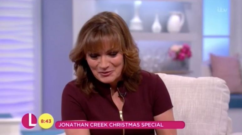 Lorraine Kelly Laughs Off Unfortunate 'Euthanised' Faux