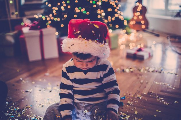 Experts say there's no evidence that domestic violence rises over the holidays, although the season can...