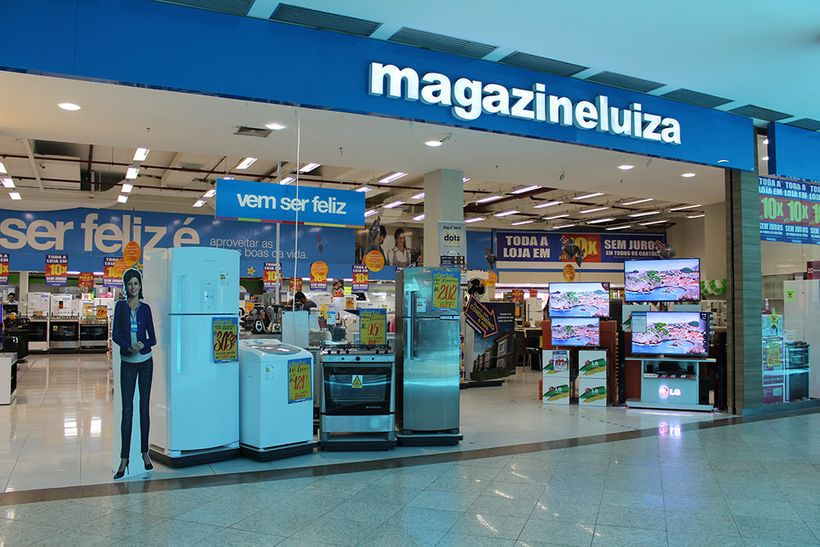 Image result for Magazine Luiza, The biggest online store in Brazil