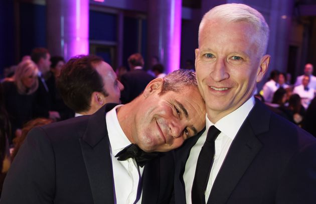 Who is andy cohen dating in Perth