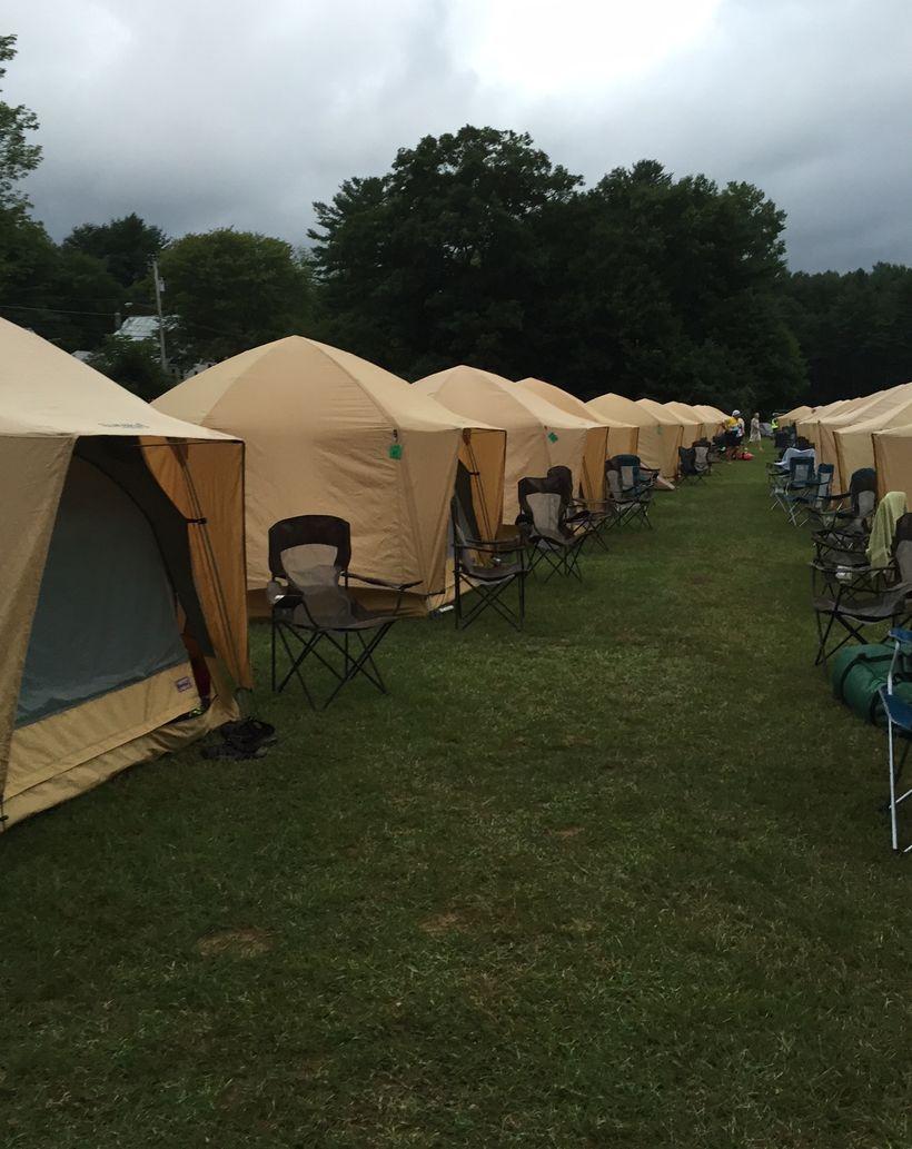 Comfy Camper Tents