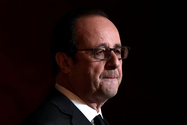 French President Hollande says he is not running the 2017 elections