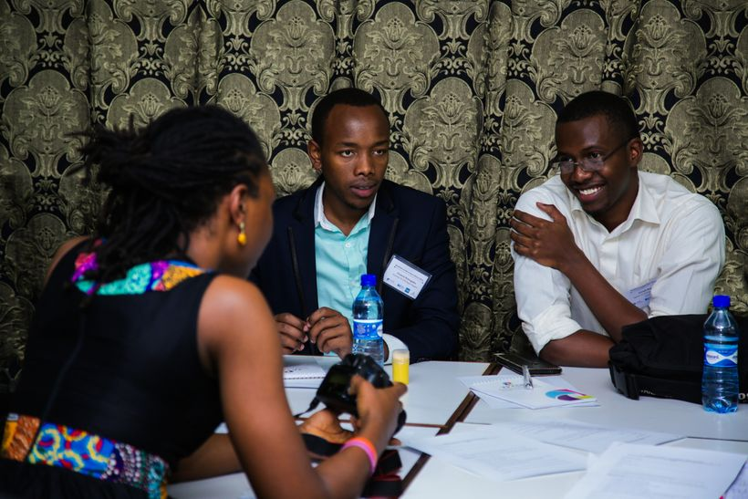"Advocates from the <a href=""http://www.ncdaction.org/"" target=""_blank"">Young Professionals Chronic Disease Network</a> at the"