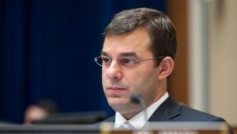 UNITED STATES Ð MAY 10: Rep. Justin Amash, R-Mich., listens during the House Oversight and Government Reform Committee hearing on 'The Future of Capital Formation' on Tuesday, May 10, 2011, at the US Capitol. (Photo By Bill Clark/Roll Call)