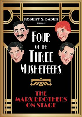 "<a href=""https://www.amazon.com/Four-Three-Musketeers-Brothers-Stage/dp/0810134160/louibroosoci-20?tag=thehuffingtop-20"" targ"