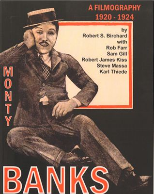 "<a href=""https://www.amazon.com/Monty-1920-1924-Filmography-Robert-Birchard/dp/1511695811/louibroosoci-20?tag=thehuffingtop-2"