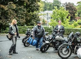 These Badass Women Motorcyclists Are Delivering Breast Milk To Babies In Need