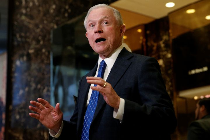 Critics of Sessions' appointment usually point to his being rejected for a federal judge position for making racist comm