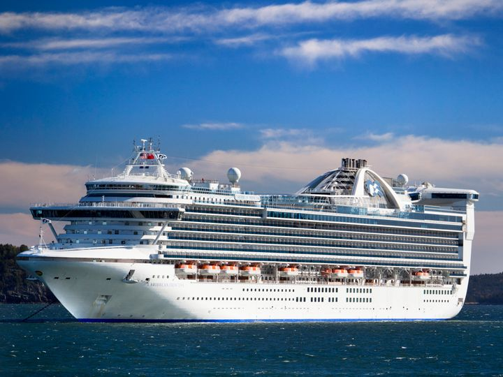 Cruise Line Slapped With $40 Million Fine For Deliberately ...