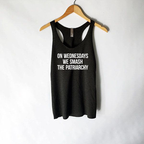 """<a href=""""https://www.etsy.com/listing/455961134/on-wednesdays-we-smash-the-patriarchy?ga_order=most_relevant&ga_search_ty"""