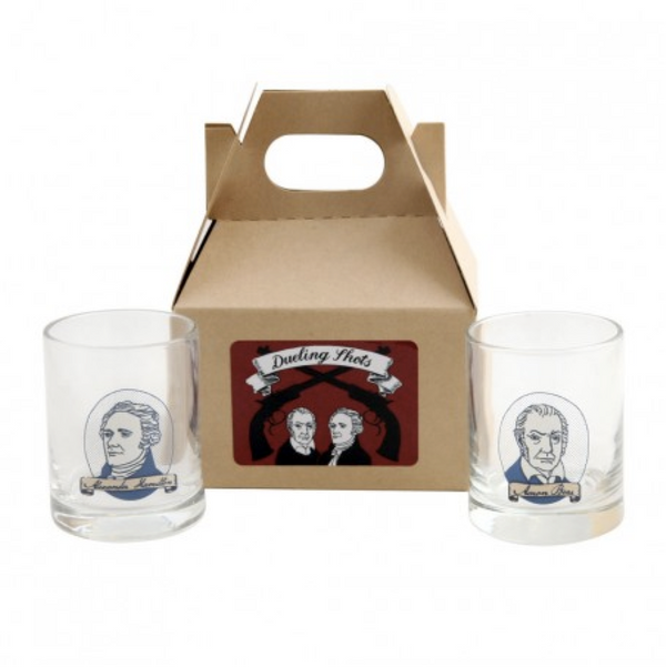 "$14.95. <a href=""http://www.fishseddy.com/glassware/dueling-shots-set-of-2.html"" target=""_blank"">Buy them here</a>."