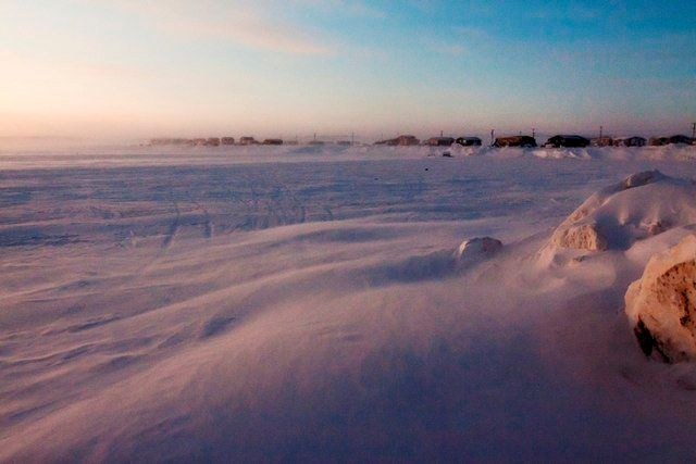 The community of Paulatuk, Northwest Territories, lies near the new Anguniaqvia niqiqyuam Marine Protected Area.