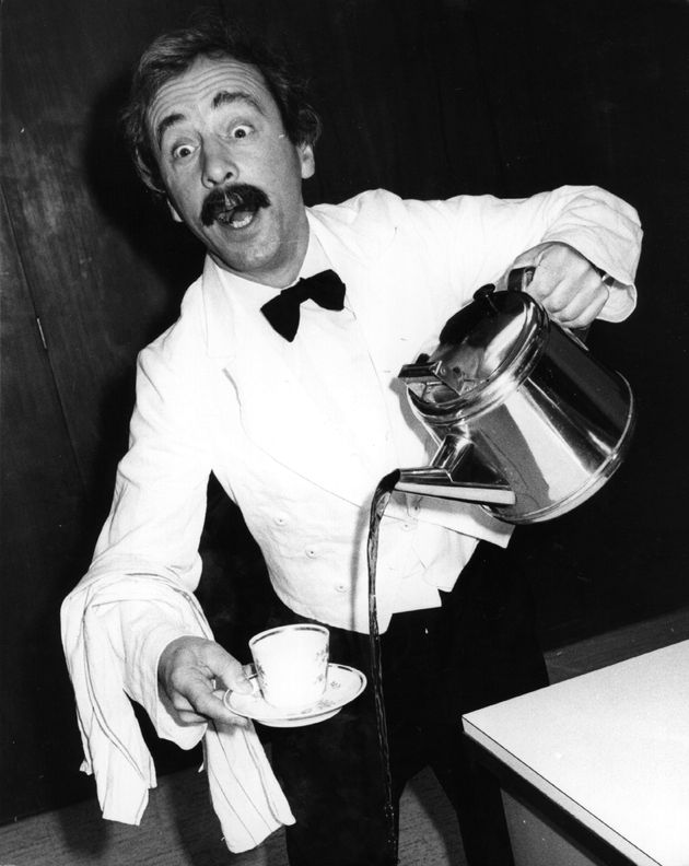 Andrew Sachs, Actor Famous For Playing Manuel In Fawlty Towers, Dies Aged