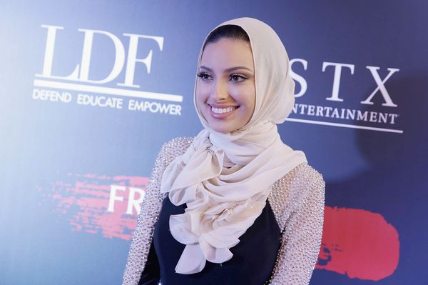 "Noor Tagouri, a 22-year-old journalist, became the first woman <a href=""http://www.playboy.com/articles/renegades-noor-tagour"