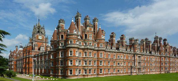 Students Evacuated From Halls Following 'Arson Attack' At Royal Holloway University