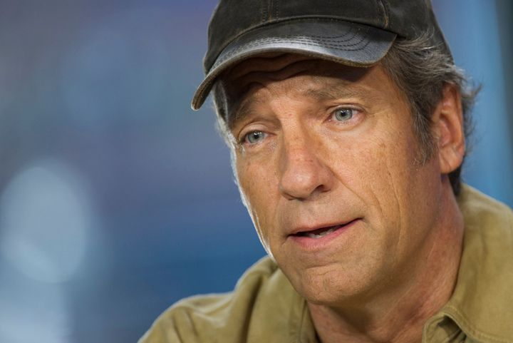 Mike Rowe says in a Facebook post that the school is biting the hand that feeds it.