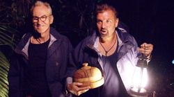 Larry Lamb Laughs Off Martin Roberts Rivalry After 'I'm A Celebrity'