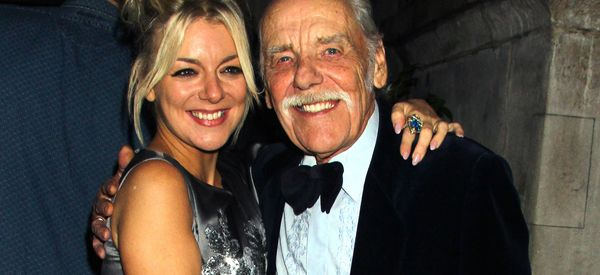 Sheridan Smith's Dad, Colin, Dies Nine Months After Cancer Diagnosis