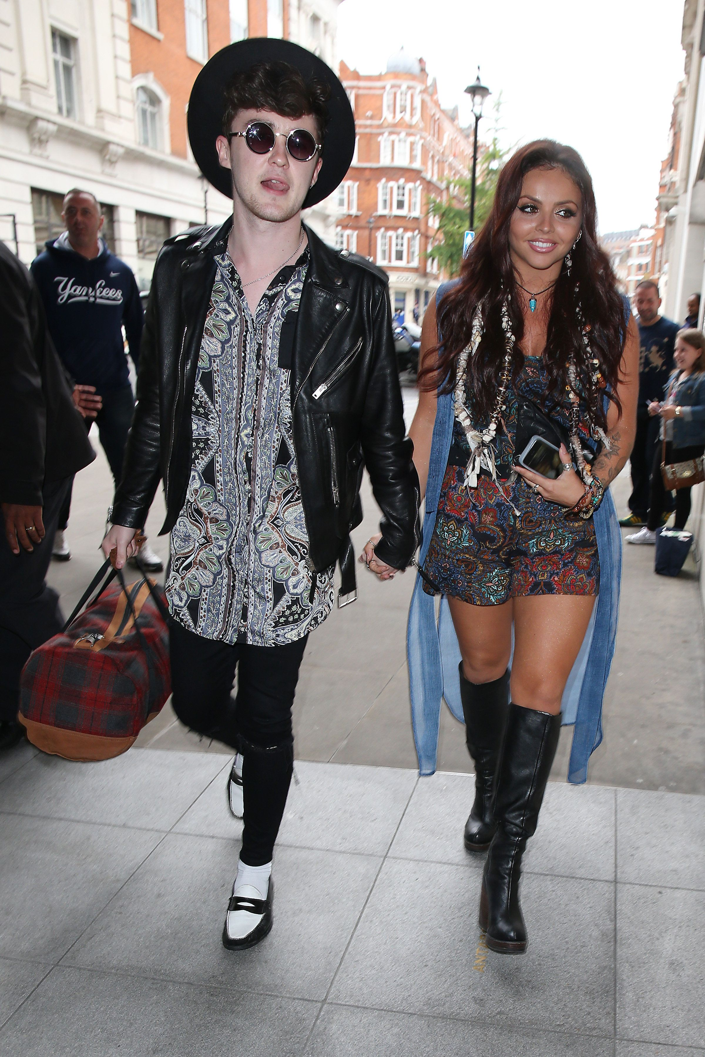 Jesy Nelson Could Be The Latest Star To Have A Break-Up Song Penned About