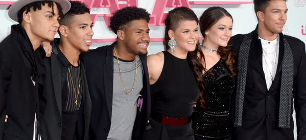 'X Factor' Gets Festive With Semi-Final Song Choices