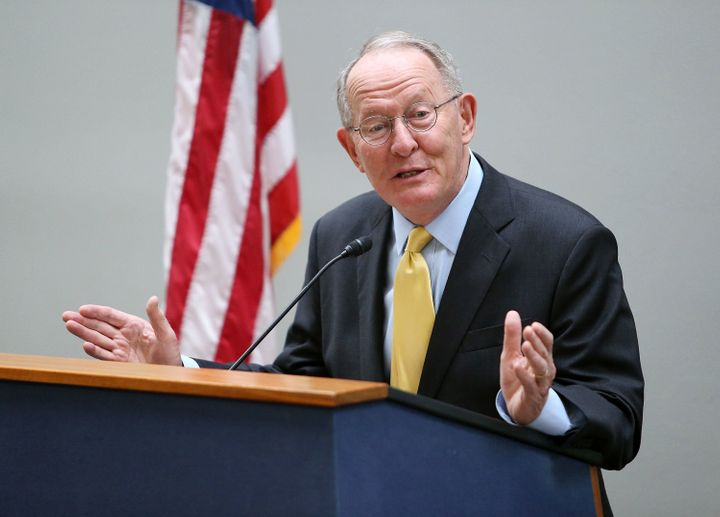 Sen. Lamar Alexander (R-Tenn.) says the measure doesn't belong in the bill.