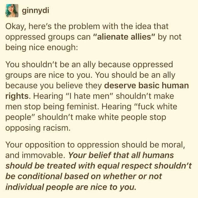 Dear White Feminists: Your Good Intentions Aren't
