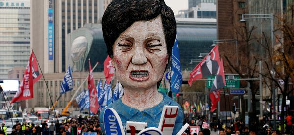 South Korea's Scandal-Tainted Park To Face Impeachment Vote Next Week