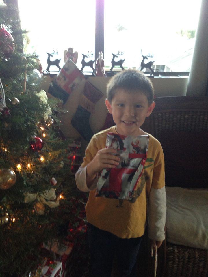 <p>Christmas Anticipation 2014</p>