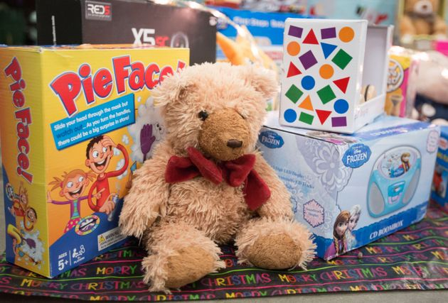 Transport For London Sends Lost Toys And Games To Disadvantaged Children For