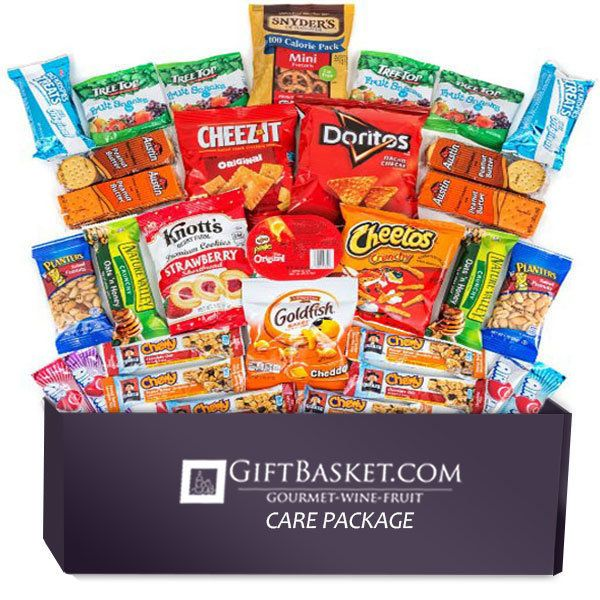 "In case you feel like eating like a Gilmore, pick up a <a href=""https://www.giftbasket.com/shop-all-gift-baskets/care-pa"