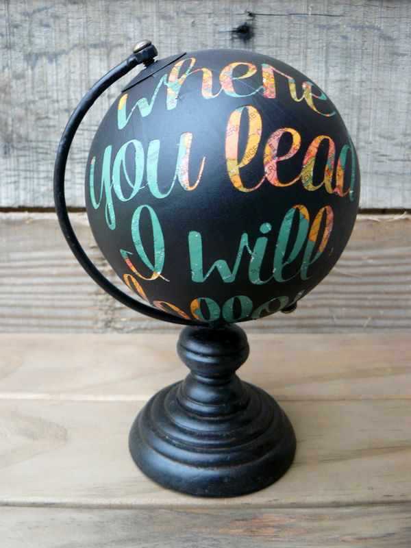 "<a href=""https://www.etsy.com/listing/476897376/mini-black-hand-painted-globe-gilmore?ga_order=most_relevant&ga_search_ty"