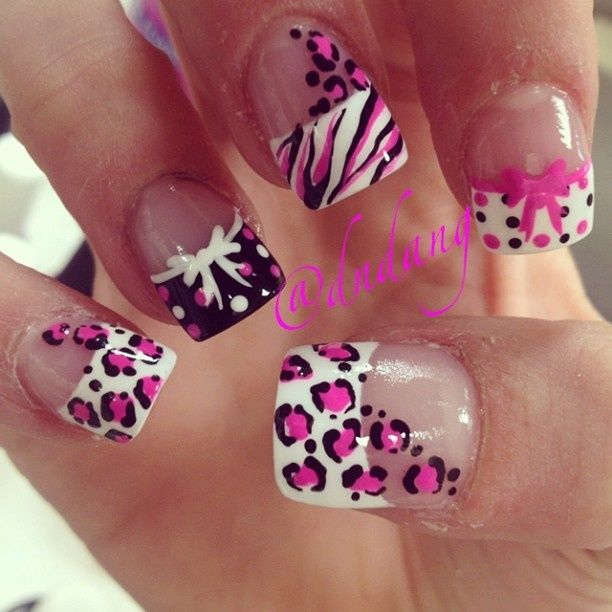 Nail Art Is A Wonderful Accessory To Express Your Inner Artist