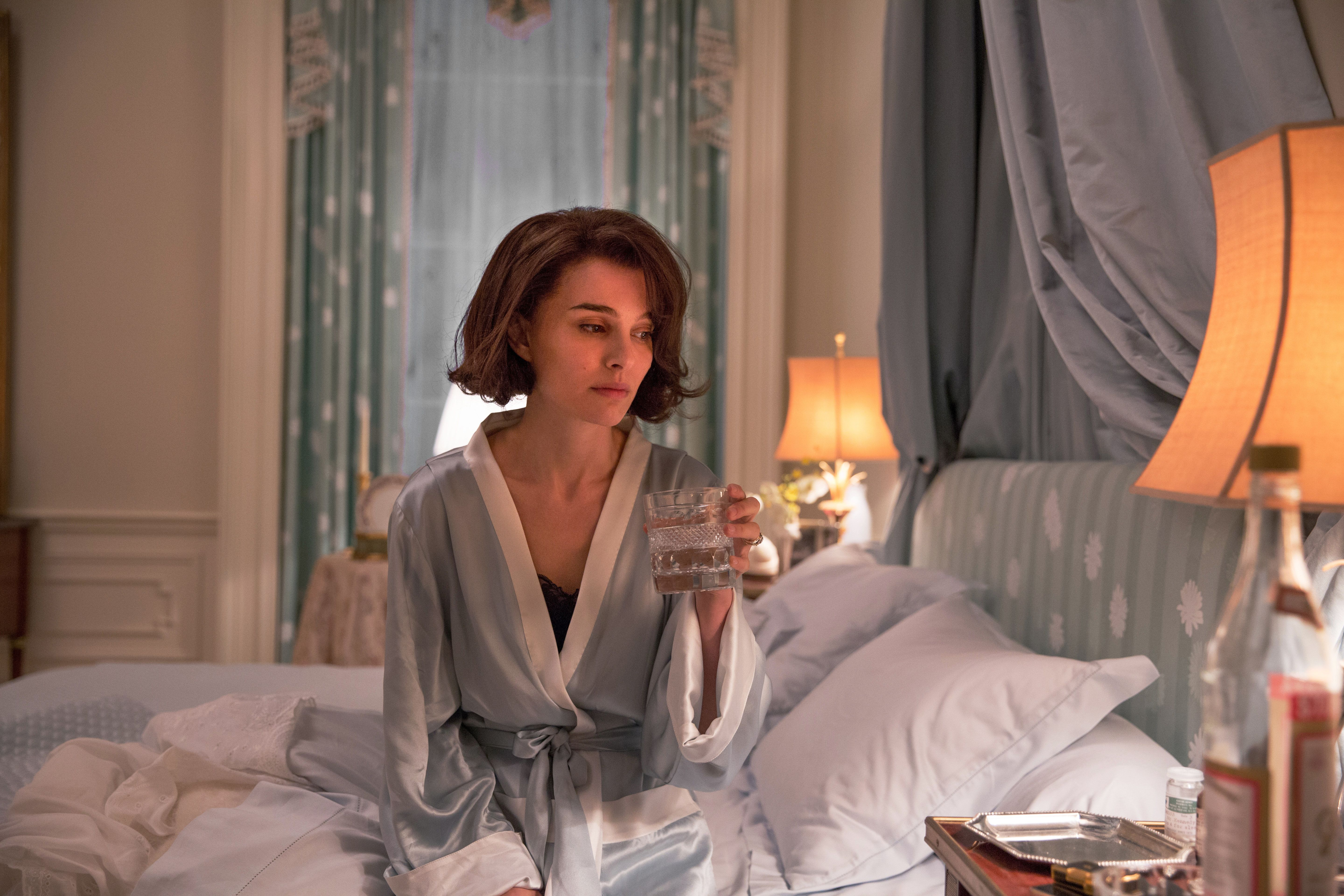 In The Year's Best Movie, Jackie Kennedy Writes Her Own History