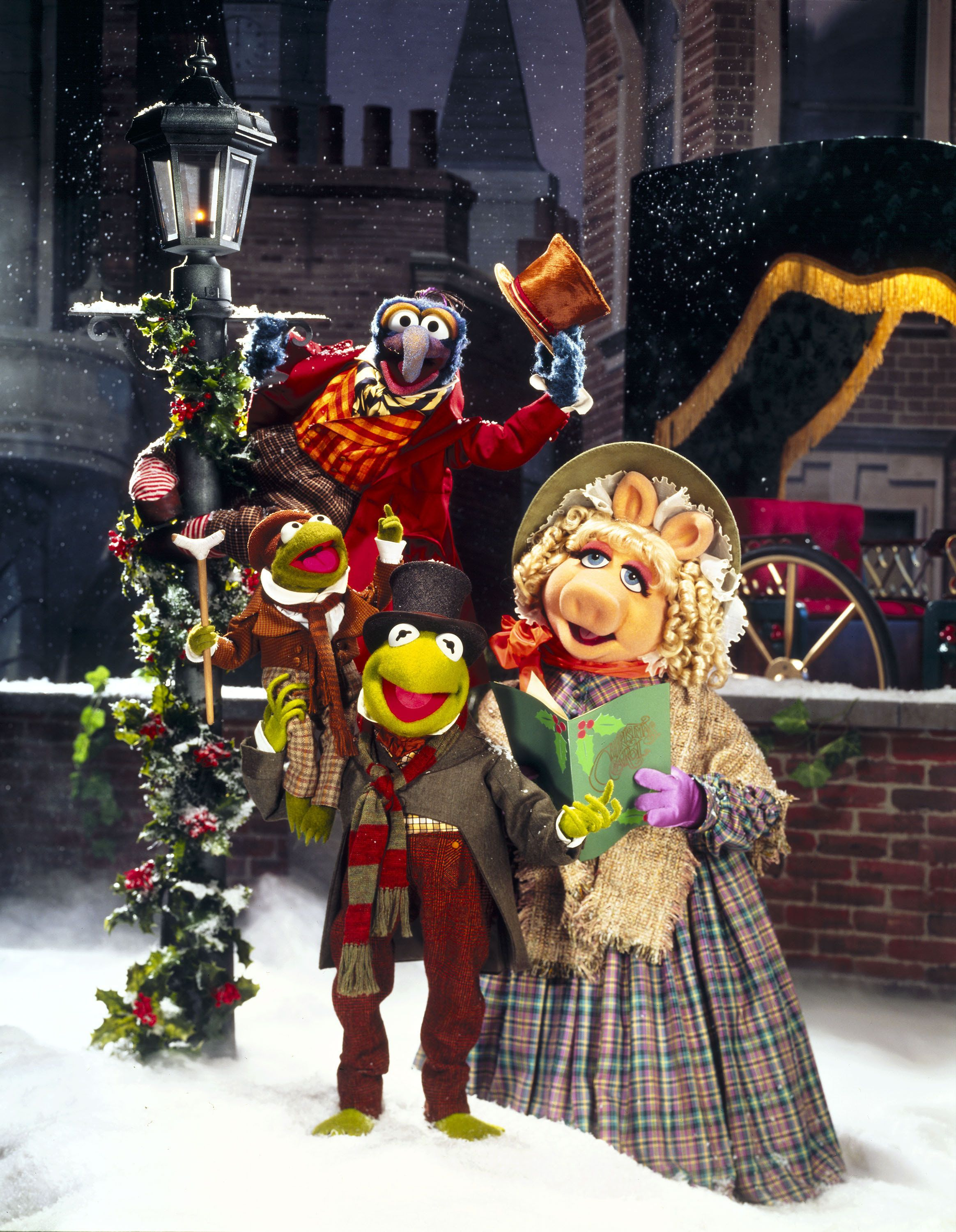 AMAZING MUPPETS: 16 Reasons Why 'Muppet Christmas Carol' Is Undoubtedly The Best Festive
