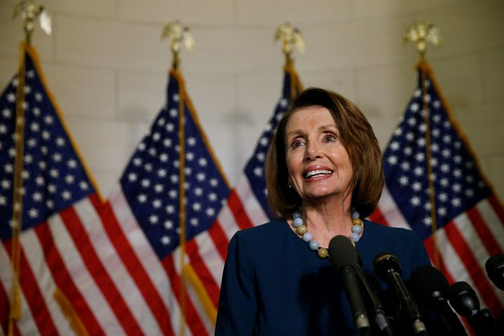 "It sucks being the minority party. Is there any advantage to it? ""Never,"" says Nancy Pelosi."