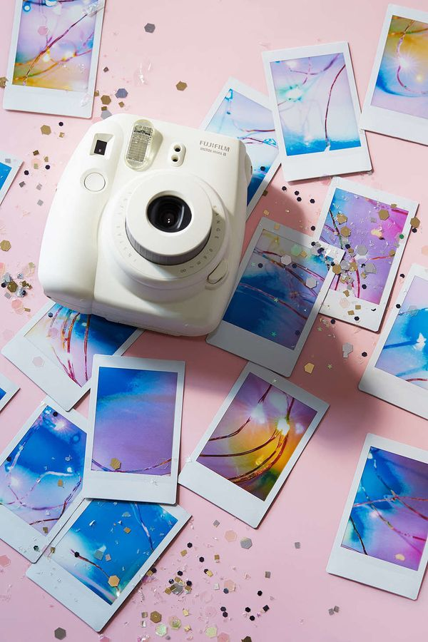 "Fujifilm Instax Mini 8 Instant&nbsp;Camera, $70, <a href=""http://www.urbanoutfitters.com/urban/catalog/productdetail.jsp?id=2"