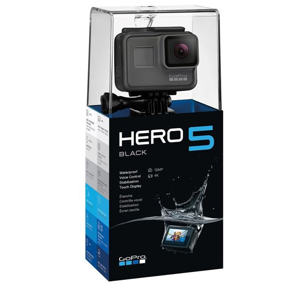 "GoPro HERO5 Black,&nbsp;$399, <a href=""https://www.amazon.com/GoPro-CHDHX-501-HERO5-Black/dp/B01M14ATO0/ref=sr_1_5?amp=&ie=UT"